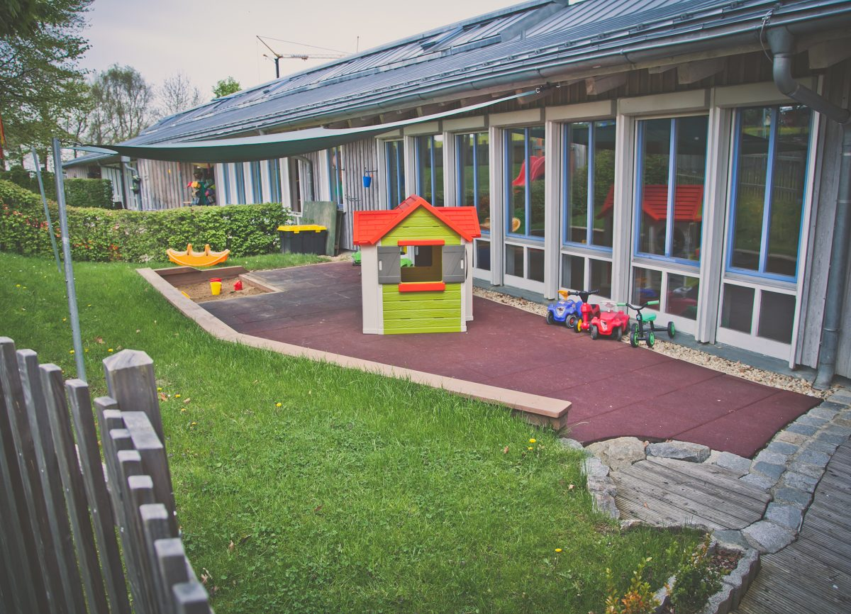 Kinderhaus Neustift, Kindergarten, Kinderkrippe